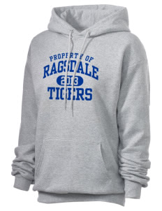 Ragsdale High School Tigers Unisex 7.8 oz Lightweight Hooded Sweatshirt