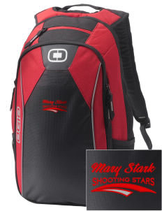 Mary Stark Elementary School Shooting Stars Embroidered OGIO Marshall Backpack