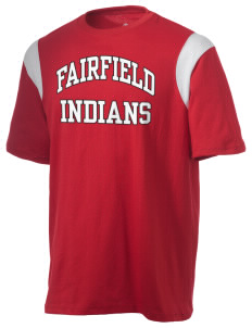 Fairfield High School Indians Holloway Men's Rush T-Shirt