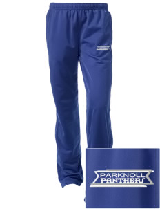 Parknoll Elementary School Panthers Embroidered Women's Tricot Track Pants