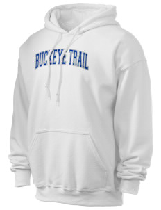 Buckeye Trail High School Warriors Ultra Blend 50/50 Hooded Sweatshirt