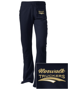 Norwalk High School Truckers Embroidered Holloway Women's Axis Performance Sweatpants