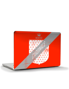 "Mentor High School Cardinals Apple MacBook Pro 17"" & PowerBook 17"" Skin"