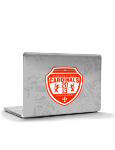 "Mentor High School Cardinals Apple Macbook Pro 17"" (2008 Model) Skin"