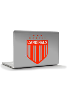 "Mentor High School Cardinals Apple MacBook Pro 15"" & PowerBook 15"" Skin"