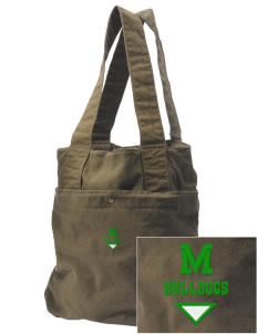 McKinley Elementary School Bulldogs Embroidered Alternative The Berkeley Tote