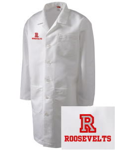 Roosevelt Junior High School Roosevelts Full-Length Lab Coat