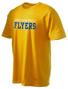 South Main Street Elementary School Flyers Ultra Cotton T-Shirt