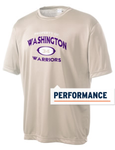 Washington School Warriors Men's Competitor Performance T-Shirt