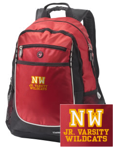 Northwest 6th Grade Center Wildcats Embroidered OGIO Carbon Backpack
