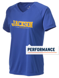 Jackson Elementary School Tigers Holloway Women's Zoom Performance T-Shirt