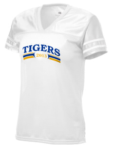 Jackson Elementary School Tigers Holloway Women's Fame Replica Jersey