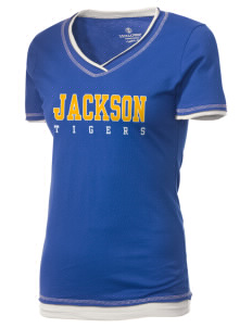 Jackson Elementary School Tigers Holloway Women's Dream T-Shirt