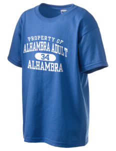 Alhambra Adult School Alhambra Kid's 6.1 oz Ultra Cotton T-Shirt