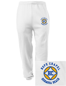 Hope Chapel Academy Hermosa Beach Embroidered Men's Sweatpants with Pockets