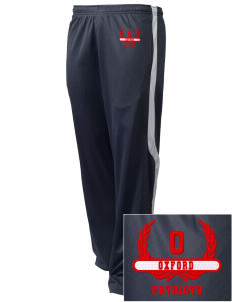 Oxford Academy Patriots Embroidered Holloway Men's Tricotex Warm Up Pants