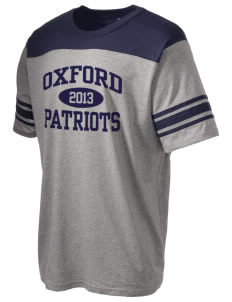 Oxford Academy Patriots Holloway Men's Champ T-Shirt