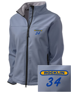 Sierra Christian School Rocklin Embroidered Women's Glacier Soft Shell Jacket