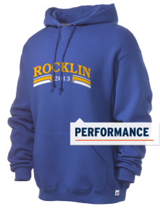 Sierra Christian School Rocklin Russell Men's Dri-Power Hooded Sweatshirt