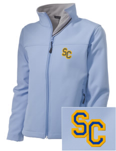 Sierra Christian School Rocklin Embroidered Women's Soft Shell Jacket