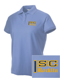Sierra Christian School Rocklin Embroidered Women's Technical Performance Polo