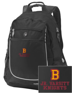 Bridgeport Elementary School Knights Embroidered OGIO Carbon Backpack