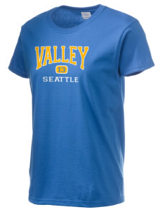 Valley School Seattle Women's 6.1 oz Ultra Cotton T-Shirt