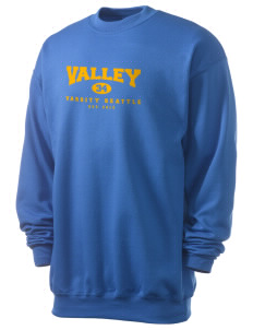 Valley School Seattle Men's 7.8 oz Lightweight Crewneck Sweatshirt