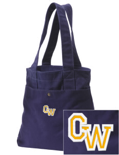 Christian Worship Center Zillah Embroidered Alternative The Berkeley Tote