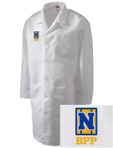 Baldwin Peck Preparatory School North Palm Beach Full-Length Lab Coat
