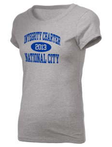 Integrity Charter School National City Holloway Women's Groove T-Shirt