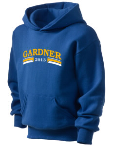The Master's Christian Academy Gardner Kid's Hooded Sweatshirt