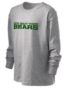 Pikes Peak School of Expeditionary Learn Bears Kid's 6.1 oz Long Sleeve Ultra Cotton T-Shirt