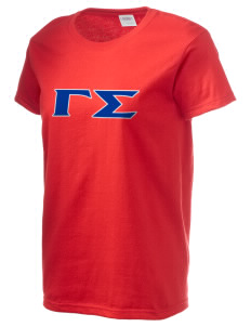 Gamma Sigma Women's 6.1 oz Ultra Cotton T-Shirt