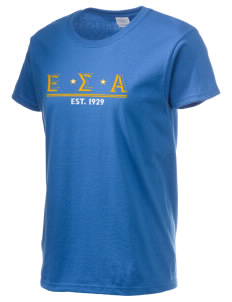 Epsilon Sigma Alpha Women's 6.1 oz Ultra Cotton T-Shirt