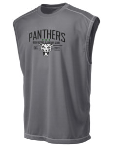 Green Pastures Elementary School Panthers Champion Men's 4.1 oz Double Dry Odor Resistance Muscle T-Shirt
