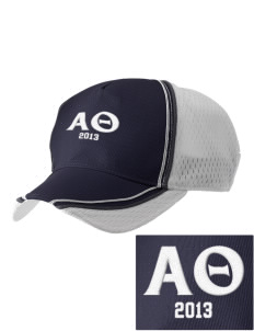 Alpha Theta  Embroidered Champion Athletic Cap