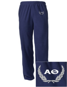 Alpha Theta Embroidered Holloway Men's Flash Warmup Pants