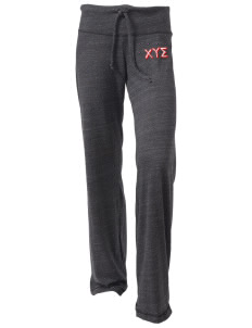 Chi Upsilon Sigma Alternative Women's Eco-Heather Pants