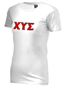 Chi Upsilon Sigma Alternative Women's Basic Crew T-Shirt