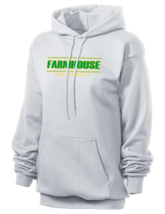 FarmHouse Unisex 7.8 oz Lightweight Hooded Sweatshirt
