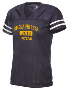 Omega Phi Beta Holloway Women's Fame Replica Jersey