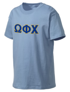 Omega Phi Chi Kid's Essential T-Shirt