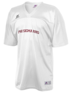 Phi Sigma Rho  Russell Men's Replica Football Jersey