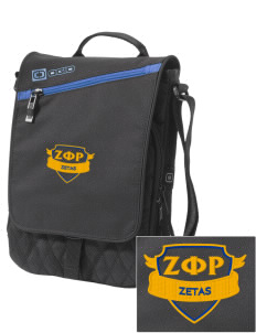 Zeta Phi Rho Embroidered OGIO Module Sleeve for Tablets