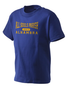 All Souls Parish Alhambra Kid's T-Shirt