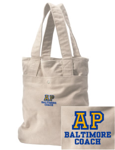Ascension Parish Baltimore Embroidered Alternative The Berkeley Tote