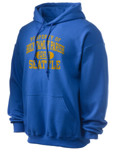 Holy Family Parish Seattle Ultra Blend 50/50 Hooded Sweatshirt