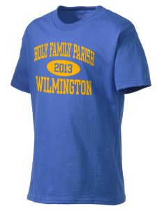 Holy Family Parish Wilmington Kid's Lightweight T-Shirt