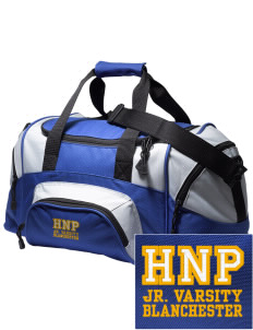 Holy Name Parish Blanchester Embroidered Small Colorblock Duffel